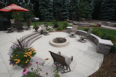 Opp Construction – Landscaping Design & Installation, Irrigation ...